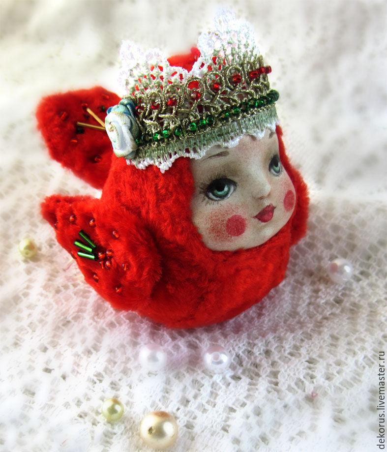 """Набор для творчества """" Птичка невеличка"""", Заготовки для кукол и игрушек, Бузулук,  Фото №1"""