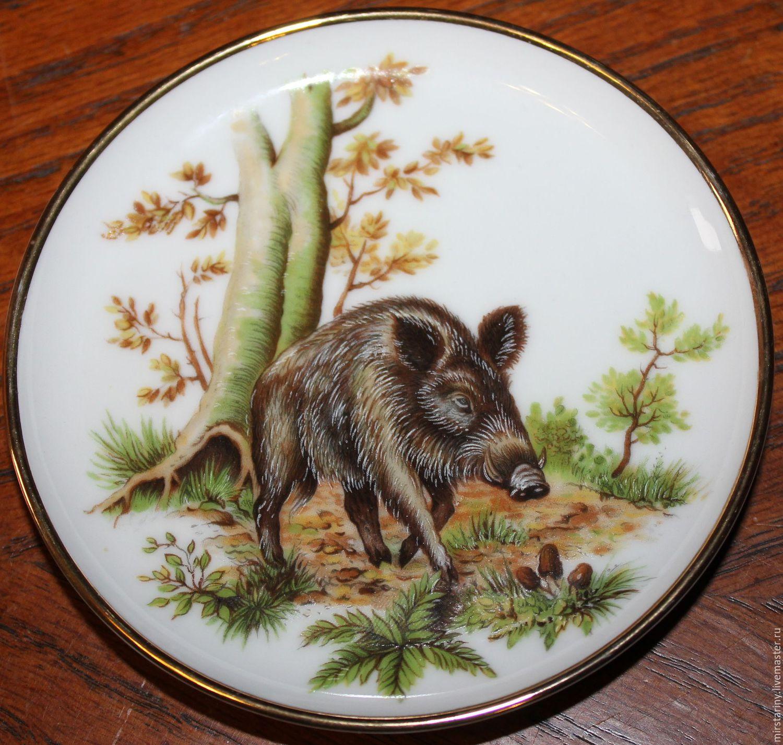 Order Decorative porcelain mini plates \u0027Game\u0027 Kaiser ... & Decorative porcelain mini plates \