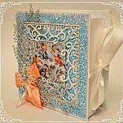 Сувениры и подарки ручной работы. Ярмарка Мастеров - ручная работа Коробочки конфетные. Handmade.
