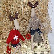 Куклы и игрушки ручной работы. Ярмарка Мастеров - ручная работа Лосяша. Handmade.