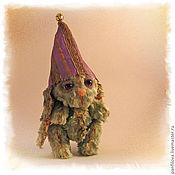 """Куклы и игрушки ручной работы. Ярмарка Мастеров - ручная работа Заяц """"Дервиш"""". Handmade."""