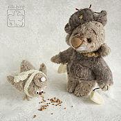 Куклы и игрушки ручной работы. Ярмарка Мастеров - ручная работа Тебе станет теплее. Handmade.