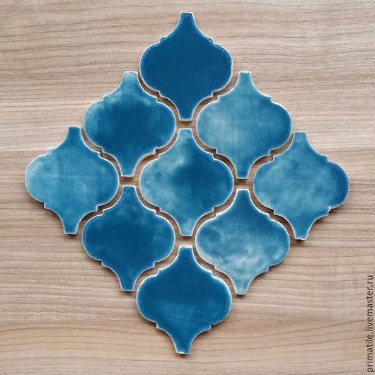 Плитка ручной работы арабеска