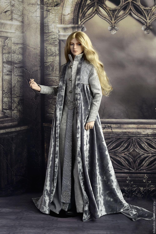 593089c3f427 Купить Король эльфов Трандуил · Одежда для кукол ручной работы. Король  эльфов Трандуил (костюм) для BJD кукол SD ...