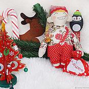 Куклы и игрушки handmade. Livemaster - original item Amulet, a gift for the New year!. Handmade.