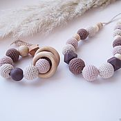 Одежда handmade. Livemaster - original item A gift for the birth of a boy, a set of rodents and slingobuses. Handmade.