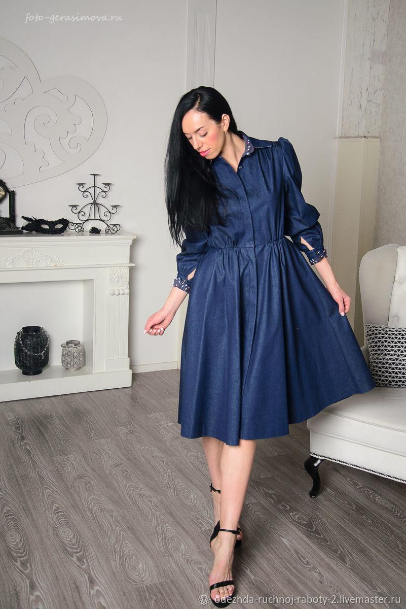 купить джинсовое платье ижевск