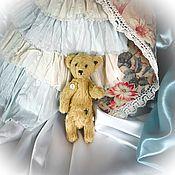 Мишки Тедди ручной работы. Ярмарка Мастеров - ручная работа Мишка для куклы. Handmade.