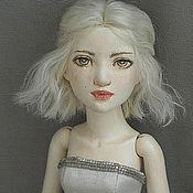 """Куклы и игрушки ручной работы. Ярмарка Мастеров - ручная работа """"Зимняя"""". Handmade."""