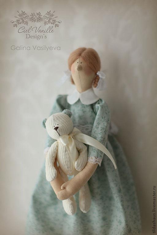 Феня и Веня, Куклы Тильда, Екатеринбург,  Фото №1