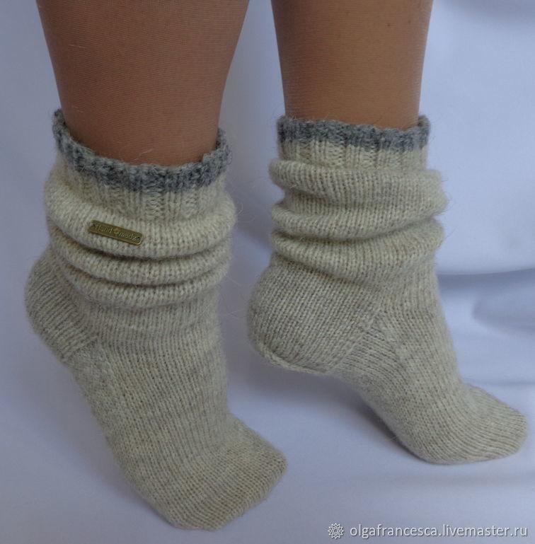 2cdd64cce529a Носочки шерстяные вязаные очень теплые Аляска! Подарок на Новый Год ...