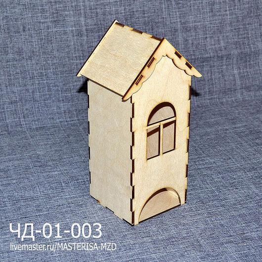 ЧД-01-003. Чайный домик с окном.