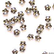 Материалы для творчества handmade. Livemaster - original item Beanies cups huggers for beads 6mm. Handmade.
