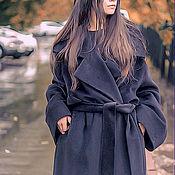 """Одежда ручной работы. Ярмарка Мастеров - ручная работа пальто-халат  оверсайз """" Роскошное"""". Handmade."""