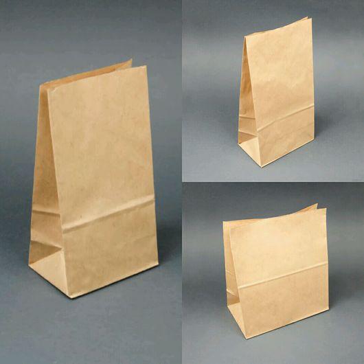 Упаковка ручной работы. Ярмарка Мастеров - ручная работа. Купить Крафт пакеты фасовочные в ассортименте. Handmade. Бежевый, крафт пакет