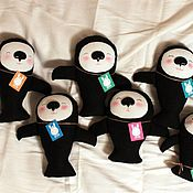 """Куклы и игрушки ручной работы. Ярмарка Мастеров - ручная работа Игрушка """"Тюленька обнимательный"""". Handmade."""