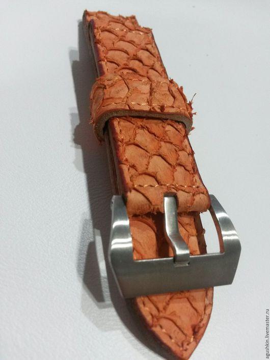 Пояса, ремни ручной работы. Ярмарка Мастеров - ручная работа. Купить Ремешок для часов Panerai. Handmade. Pam, ремни для часов