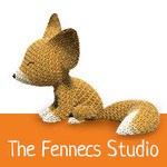 The Fennecs Studio - Ярмарка Мастеров - ручная работа, handmade
