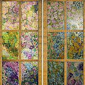 Для дома и интерьера ручной работы. Ярмарка Мастеров - ручная работа Старая дверь. Handmade.