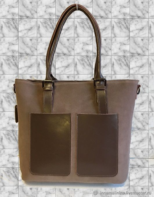 1982a0e31d16 Женские сумки ручной работы. Ярмарка Мастеров - ручная работа. Купить Женская  замшевая сумка бежевая ...