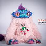 Sinthetic beast - Ярмарка Мастеров - ручная работа, handmade