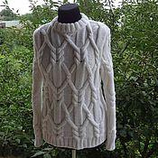 """Одежда ручной работы. Ярмарка Мастеров - ручная работа Свитер """"Domiani"""". Handmade."""