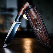 handmade. Livemaster - original item Handmade hunting knife