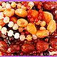 Для украшений ручной работы. Ярмарка Мастеров - ручная работа. Купить Россыпь Сердолик для украшений ( бусы колье браслет серьги и т.д.). Handmade.