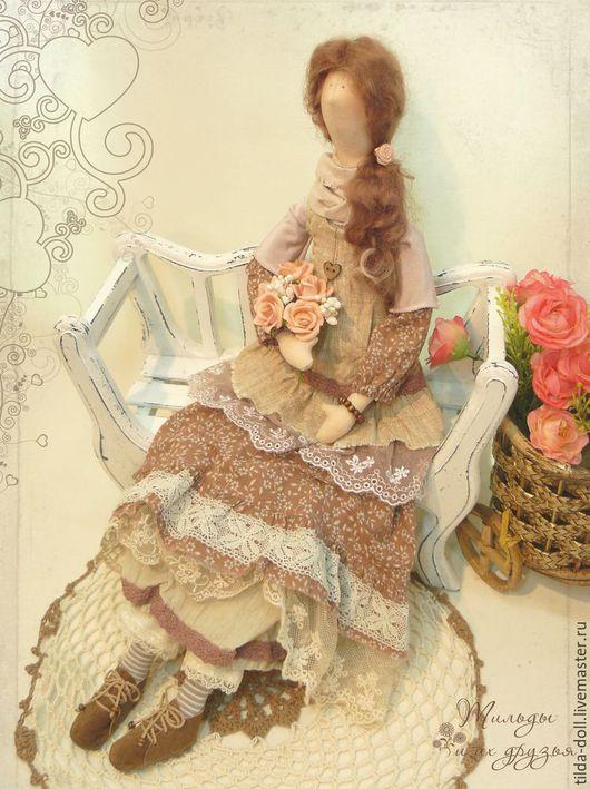 Кукла в стиле Бохо: Ирджина