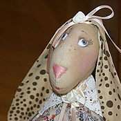 Куклы и игрушки ручной работы. Ярмарка Мастеров - ручная работа Крольчиха Марта. Handmade.