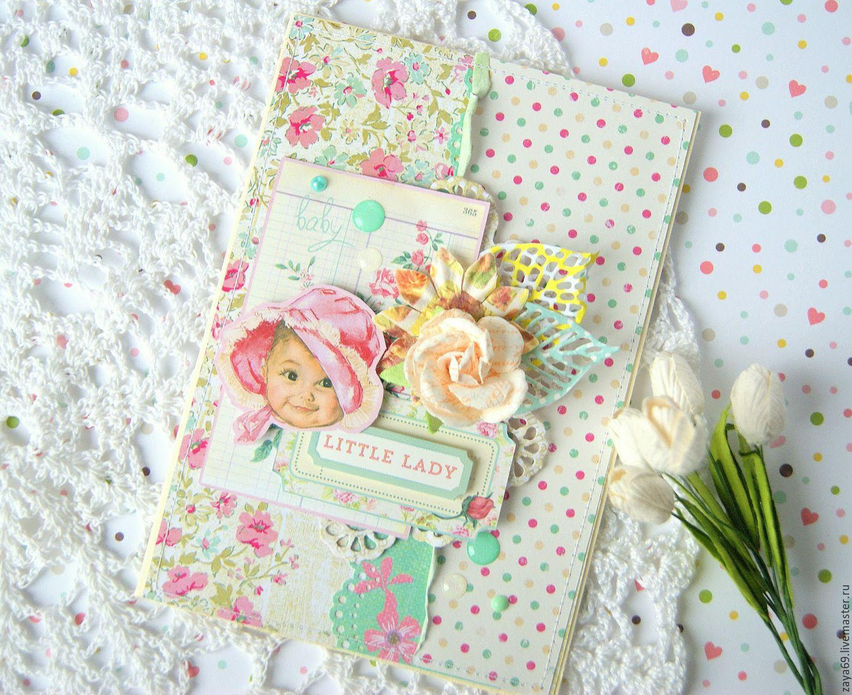 Картинки, скрапбукинг девчачья открытка