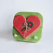 Для дома и интерьера handmade. Livemaster - original item Hangers and hooks: