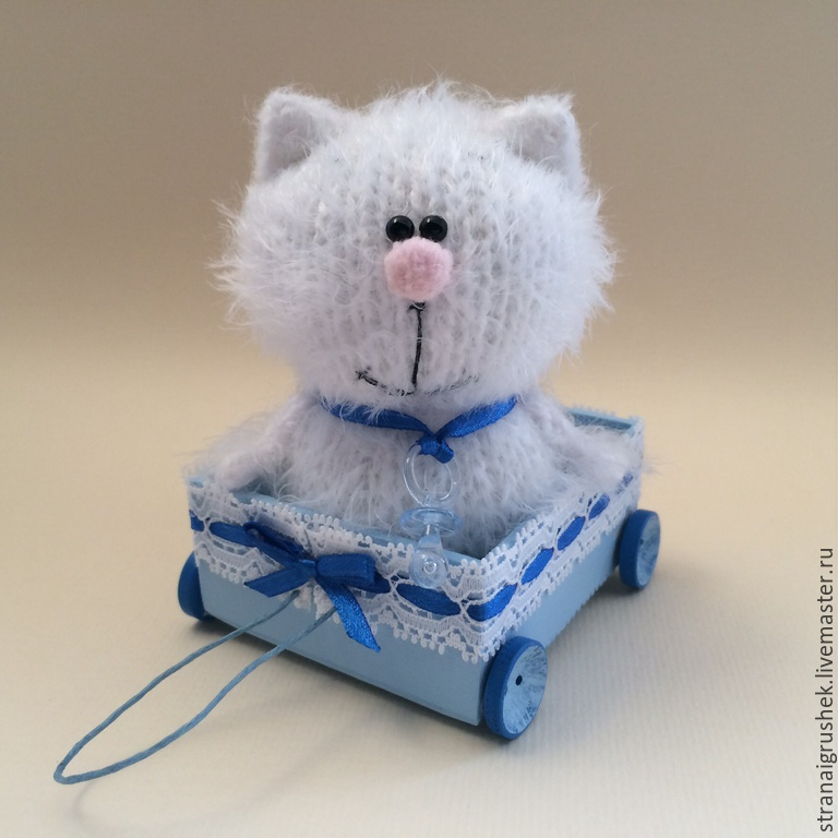 Baby Kitty, Stuffed Toys, Moscow,  Фото №1
