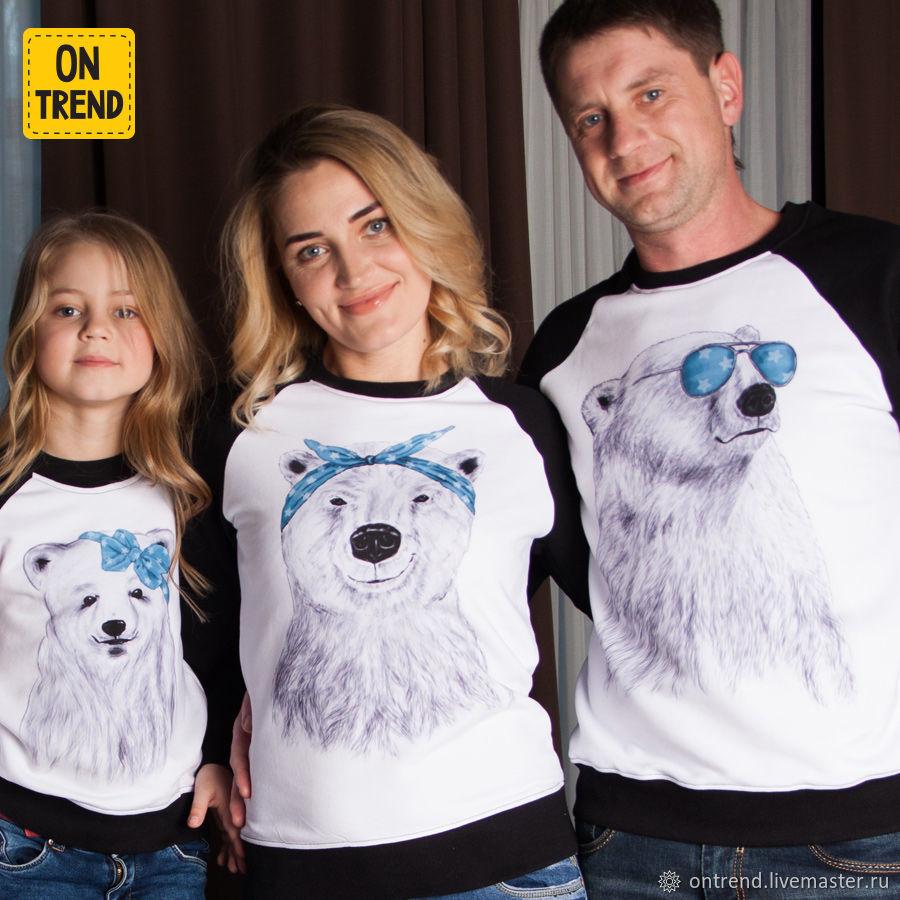 одинаковые футболки для всей семьи для фотосессии леди баг маска