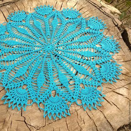 Текстиль, ковры ручной работы. Ярмарка Мастеров - ручная работа. Купить Салфетка