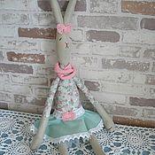 Куклы и игрушки ручной работы. Ярмарка Мастеров - ручная работа Игрушка Зайчиха Тася. Handmade.
