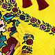 """Комбинезон """"Цветочная Нимфа"""". Комбинезоны. Plahta Виктория. Ярмарка Мастеров.  Фото №4"""