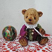 Куклы и игрушки ручной работы. Ярмарка Мастеров - ручная работа Этьен. Мишка-тедди. Маму нашел!. Handmade.
