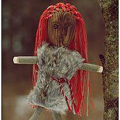 Куклы и игрушки ручной работы. Ярмарка Мастеров - ручная работа Шаманская кукла - Одноглазый шаман. Handmade.