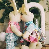 Куклы и игрушки ручной работы. Ярмарка Мастеров - ручная работа Влюбленные. Handmade.
