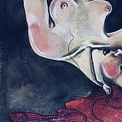 Картины и панно ручной работы. Ярмарка Мастеров - ручная работа Rose Touch. Handmade.