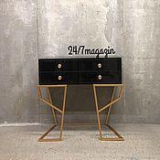 Для дома и интерьера handmade. Livemaster - original item Vogue console. Handmade.