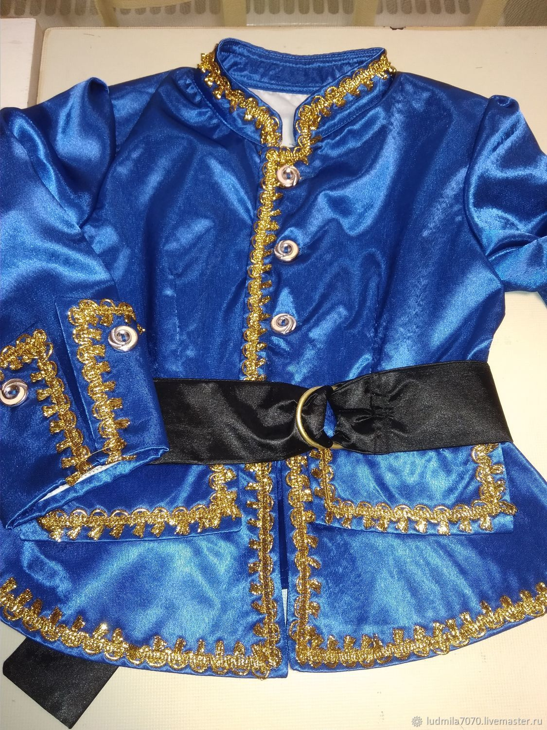 carnival costume: Dwarf Blue, Carnival costumes for children, Moscow,  Фото №1