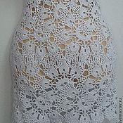 Одежда ручной работы. Ярмарка Мастеров - ручная работа Летний сарафан Ажур. Handmade.