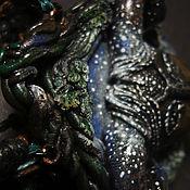 """Украшения ручной работы. Ярмарка Мастеров - ручная работа Колье в стиле фэнтези """"Лабиринт фавна"""". Handmade."""