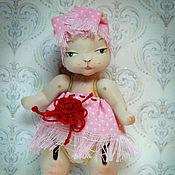Куклы и игрушки ручной работы. Ярмарка Мастеров - ручная работа Мурочка-Карамелька. Handmade.