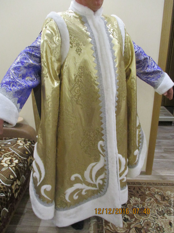 фото костюмов дед мороза и снегурочки