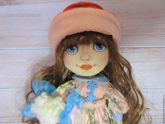 Коллекционные куклы ручной работы. Ярмарка Мастеров - ручная работа. Купить Наталка. Handmade. Авторская ручная работа, кукла в подарок