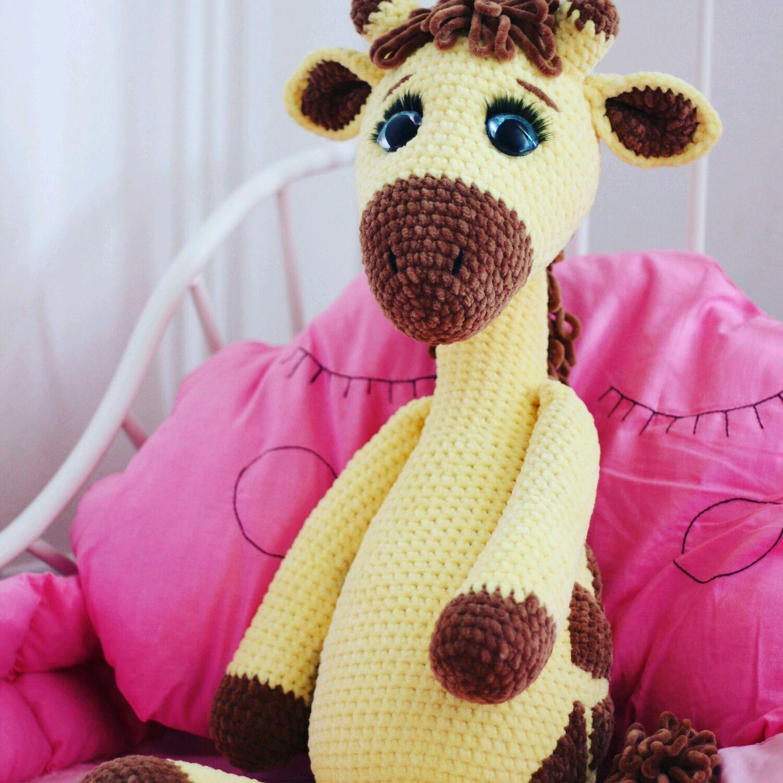 Жираф большой, Мягкие игрушки, Волгодонск,  Фото №1