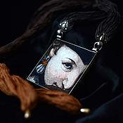 Necklace handmade. Livemaster - original item Rotai pendant series